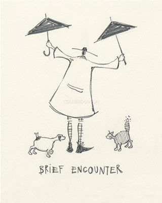 Brief Encounter by Sam Toft