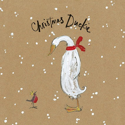 Christmas Duckie - Cards