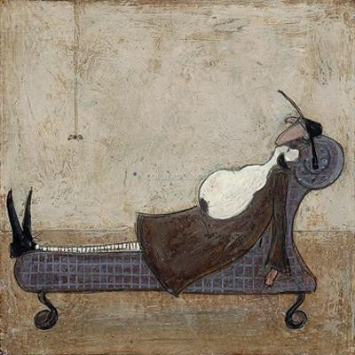 Fifty Winks by Sam Toft