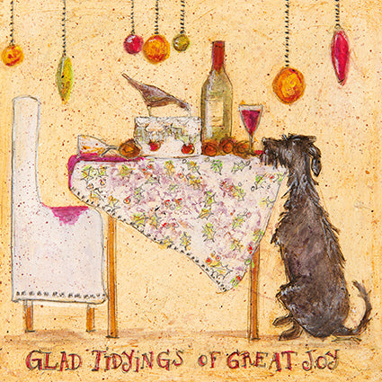 Glad Tidyings of Great Joy - Cards