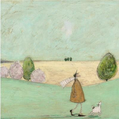In the Meadow  by Sam Toft