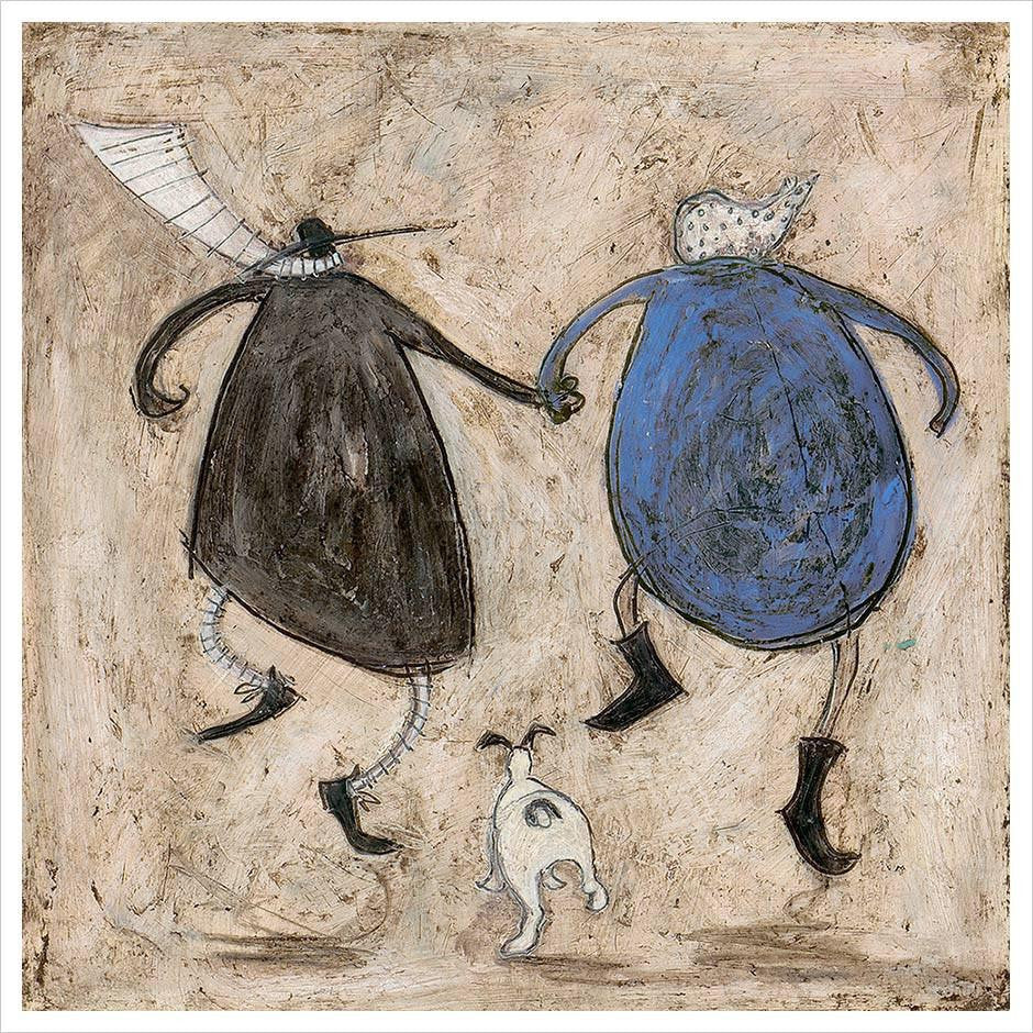 It's Later Than You Think  by Sam Toft