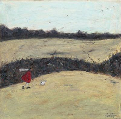 On a Sandwich Hunt by Sam Toft
