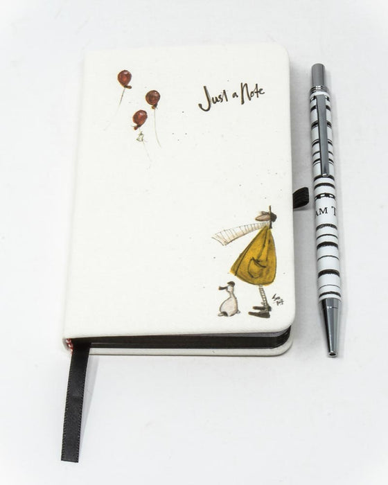 Just a Note - Small Notebook Gift Set
