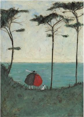 The View From Looe  by Sam Toft