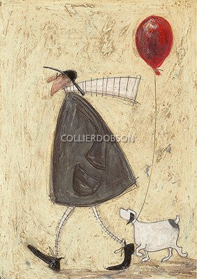 A Balloon for You by Sam Toft