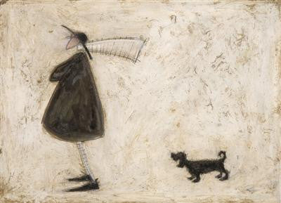 A Falling out with the Philpot by Sam Toft