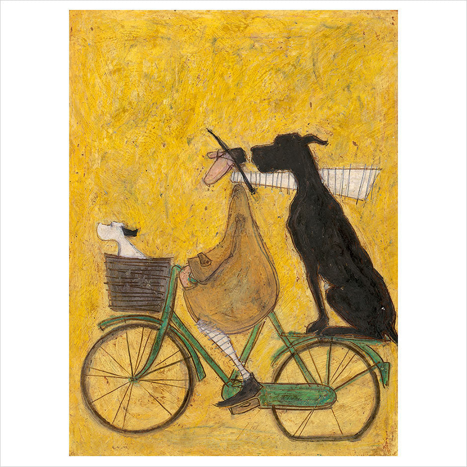 A Lift home for Big John by Sam Toft