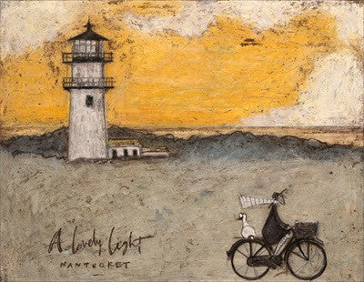 A Lovely Light at Nantucket by Sam Toft