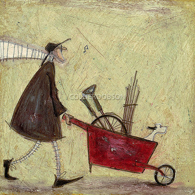 A Spot of Allotting by Sam Toft