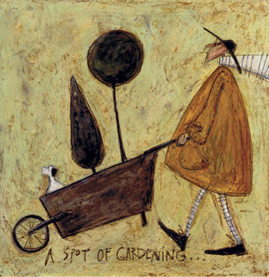 A Spot of Gardening by Sam Toft