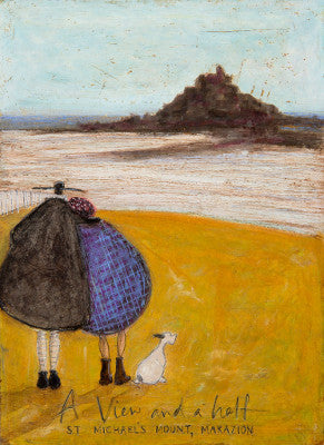 A View and a Half by Sam Toft