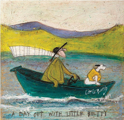 Huge On Way Home Sam Toft And Her Wonderful World Of Mustard