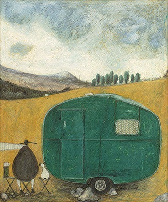 Admiring the View by Sam Toft