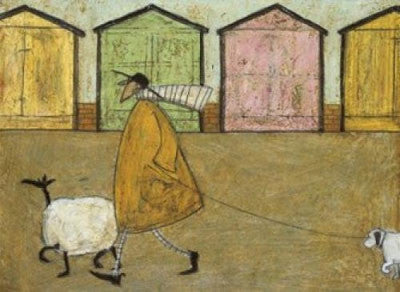Along the Prom by Sam Toft