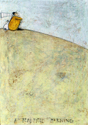 A Beautiful Morning by Sam Toft