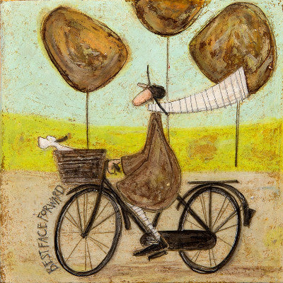 Best Face Forward by Sam Toft