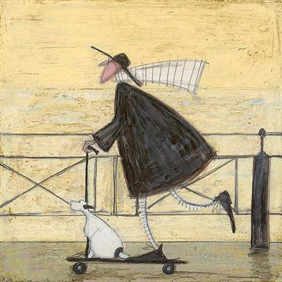 Born to be Wild by Sam Toft