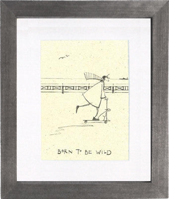 Collections sam toft and her wonderful world of mustard little framed prints m4hsunfo