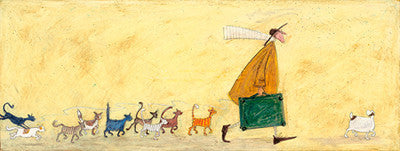 A Case Full of Fishfingers by Sam Toft