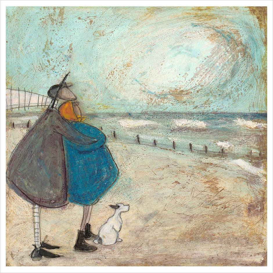 Counting White Horses by Sam Toft