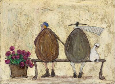 Didn't You Promise Me a Rose Garden? by Sam Toft