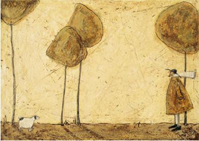 Doris Holds out for a Biscuit by Sam Toft