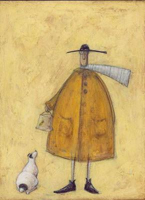 Doris Meets Rover by Sam Toft