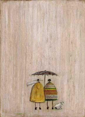 Doris Gets VERY Wet by Sam Toft