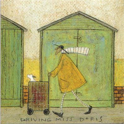 Driving Miss Doris by Sam Toft