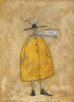 Duck on Head by Sam Toft