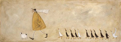 A Duck Too Far by Sam Toft