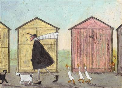 Following the Philpot by Sam Toft