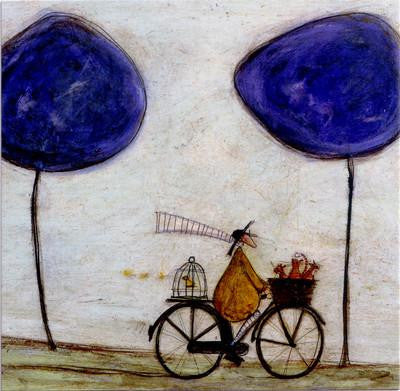 Freewheeling with Joyce Greenfields and the Felix 3 by Sam Toft