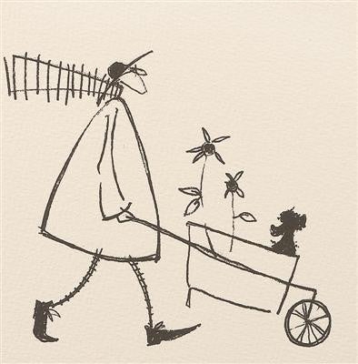 Gardening with the Philpot by Sam Toft