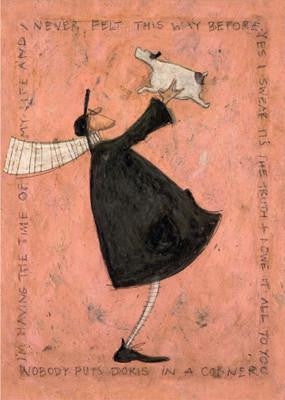 Having the Time of My Life by Sam Toft