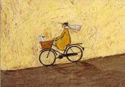 Hold on Doris! by Sam Toft