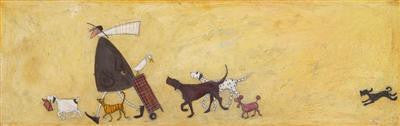 Home in time for Tea by Sam Toft