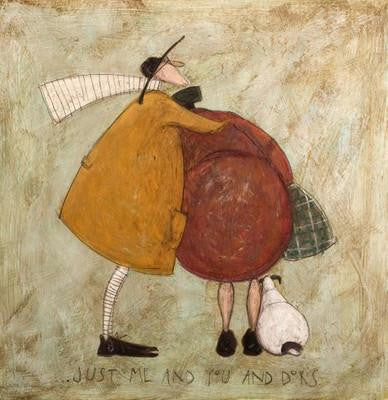 Just Me and You and Doris by Sam Toft