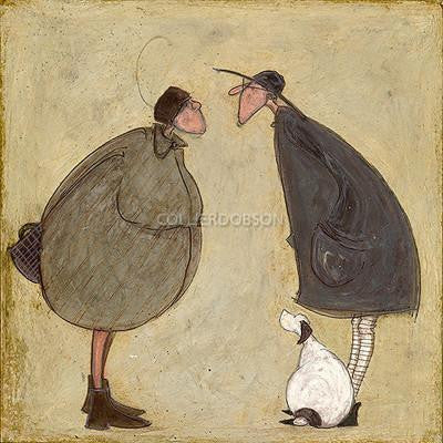 Kiss Me Quick by Sam Toft