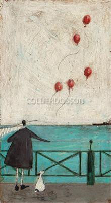 Letting Go Again by Sam Toft