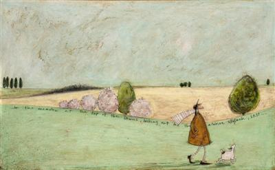 Looking for the Elusive Skylark, Still... by Sam Toft