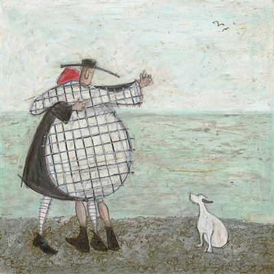 Lost in Music by Sam Toft