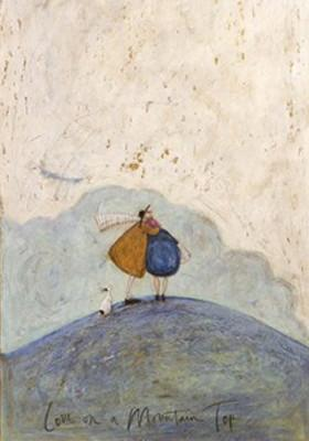 Love on a Mountain Top by Sam Toft