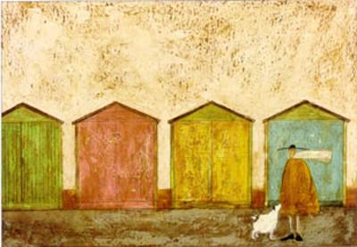 Maybe a Humbug Moment by Sam Toft