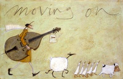 Moving On by Sam Toft