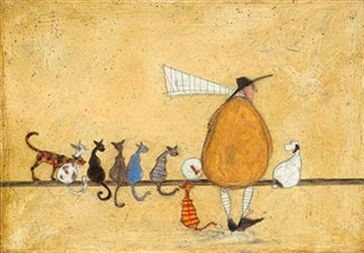 New Friends for Rover by Sam Toft