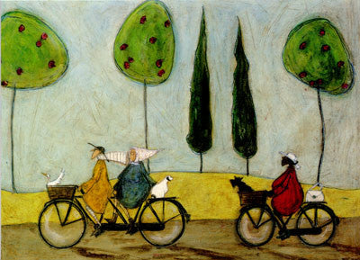 A Nice Day for It by Sam Toft