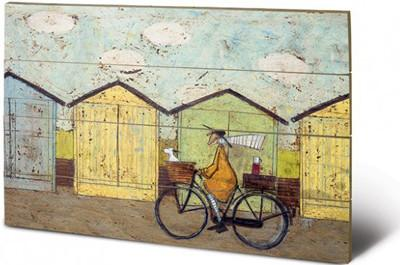 Off for Breakfast  by Sam Toft