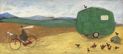 Off to Find Another Chicken by Sam Toft